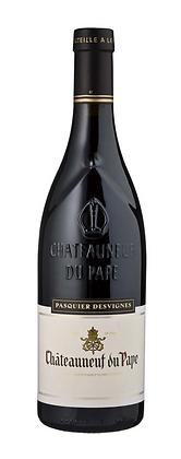 2018 Châteauneuf du Pape, Pasquier Desvignes - Case 6x75cl