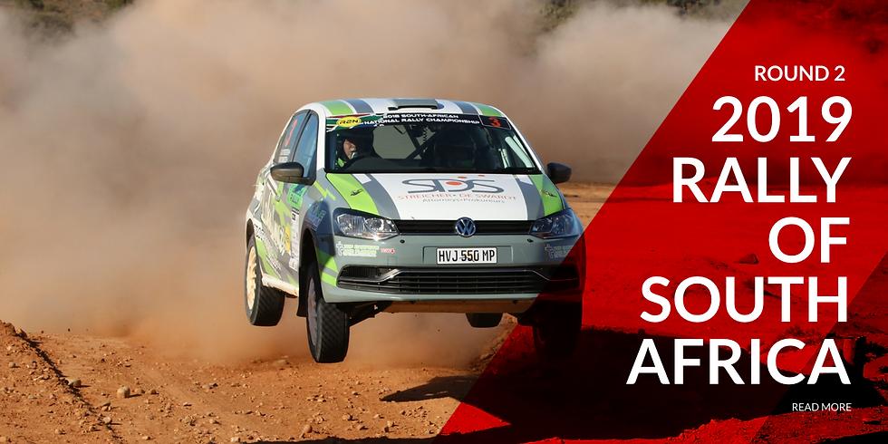 Rally Racing - Rally of South Africa