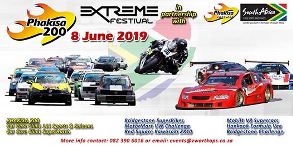 Circuit Car and Motorcycle Racing