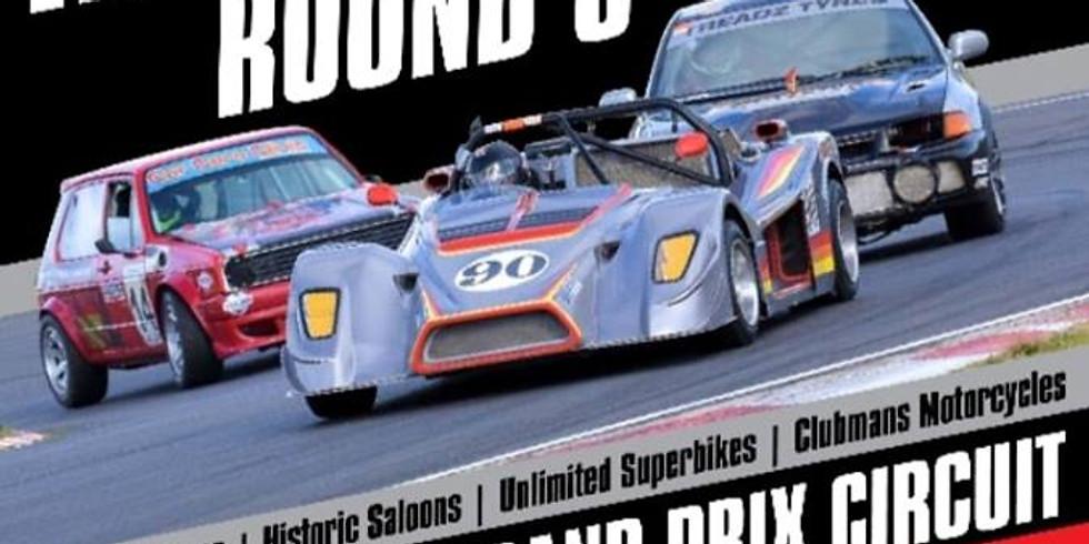 Regional & Club Main Circuit Cars & Motorcycles
