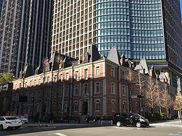 Mitsubishi Ichigokan in Chiyoda-ku, Tokyo, is Japan's first full-scale office building for rent.