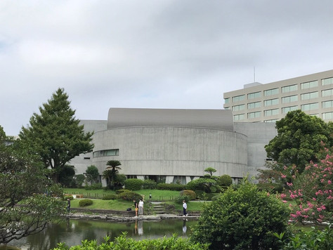 The Japanese Sword Museum in Sumida-ku, Tokyo, is one of a few museums focusing  on Japanese swords.