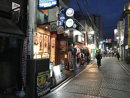 """Dobuita-dori"" is a unique shopping street in the heart of Yokosuka City, Kanagawa Prefecture."