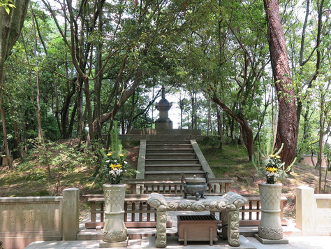 Jianzhen, a very high-ranking Buddhist monk from Tang Dynasty, China, died in Nara, Japan, in 763.