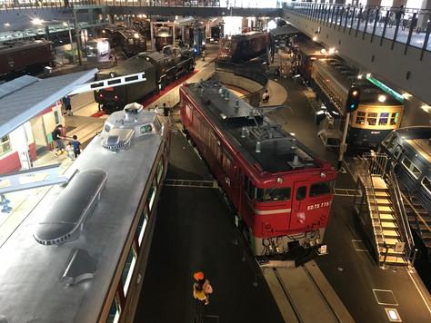 The Railway Museum in Saitama City, north of Tokyo, opened in 2007.