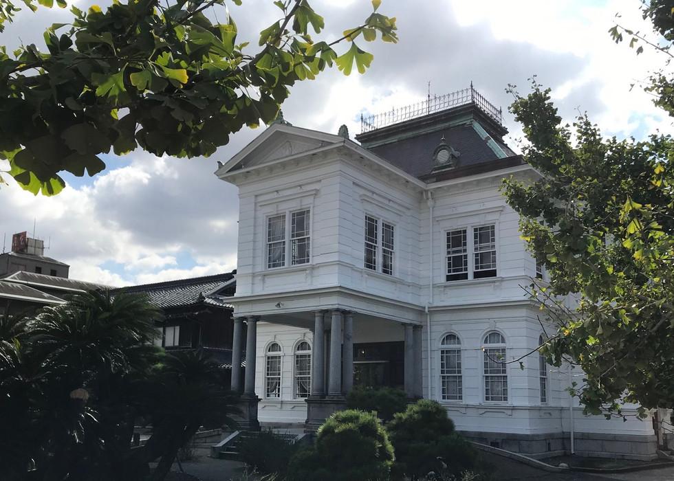 The residence of the Tachibana family, commonly known as OHANA, in Yanagawa City, Fukuoka.