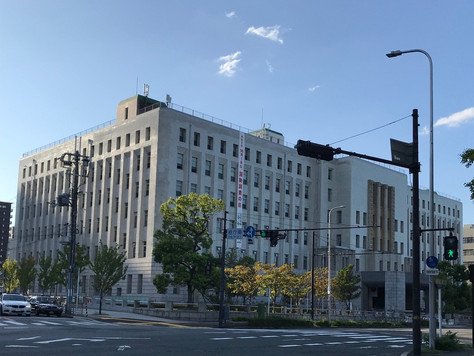 Osaka has the oldest prefectural government building in Japan.