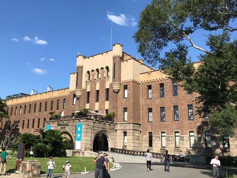 'Miraiza Osaka-jo' originally was the Forth Division headquarters of the Japanese army.