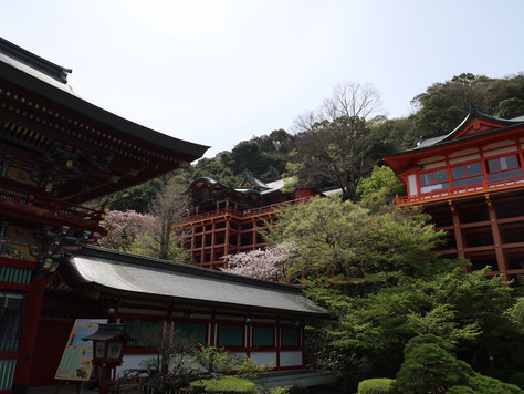 """Yutoku-Inari"" Shinto Shrine in Saga Prefecture is one of top 3 ""Inari"" shrines in Japan."