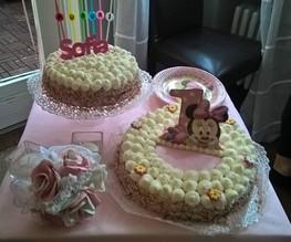 Torte per primo compleanno