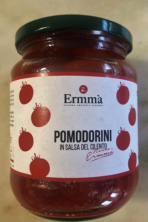Pomodorini del Cilento 500g  (scadenza dicembre 2020)