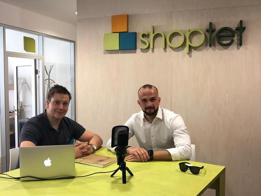 Podcast 1 - Štěpán Karoch (Shoptet): Ročně získáme od konkurence přes 1.000 eshopů