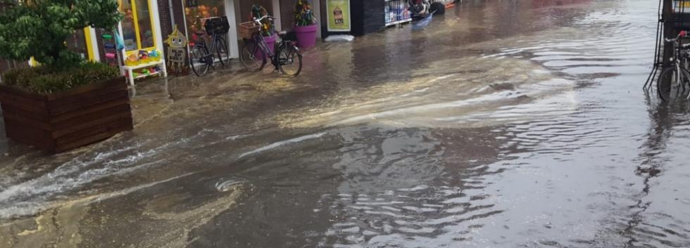 Flooding center