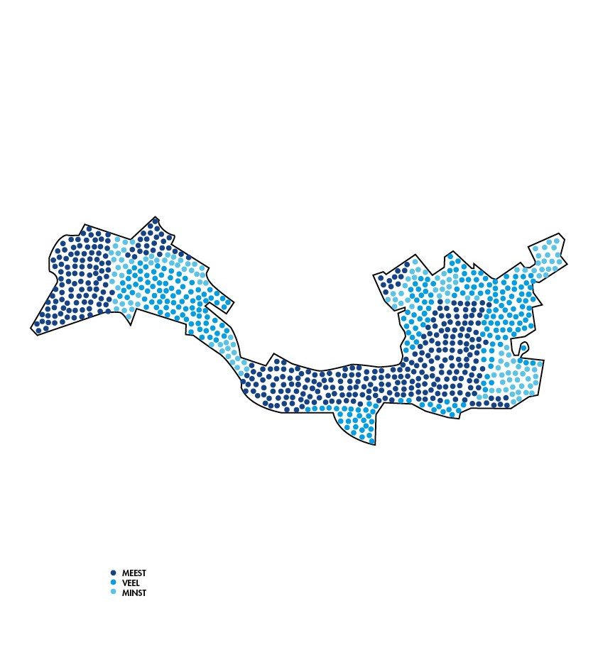 flooding map rotterdam
