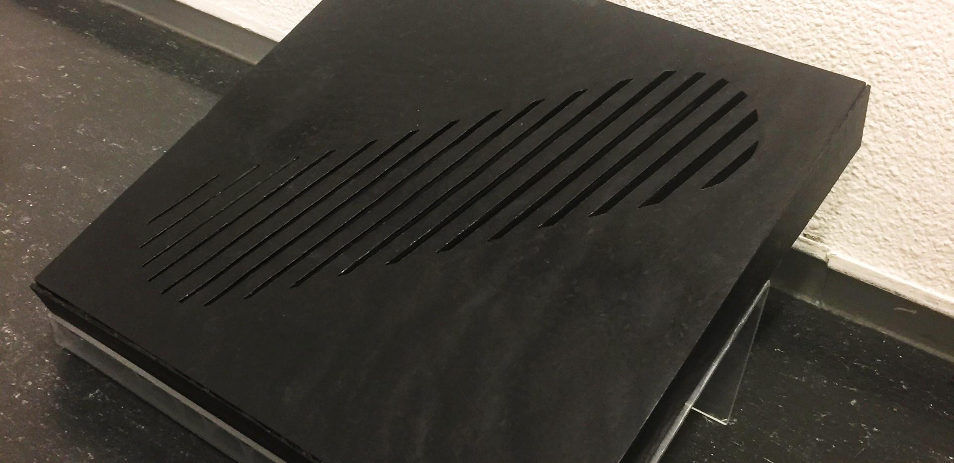 Prototype side walk tile