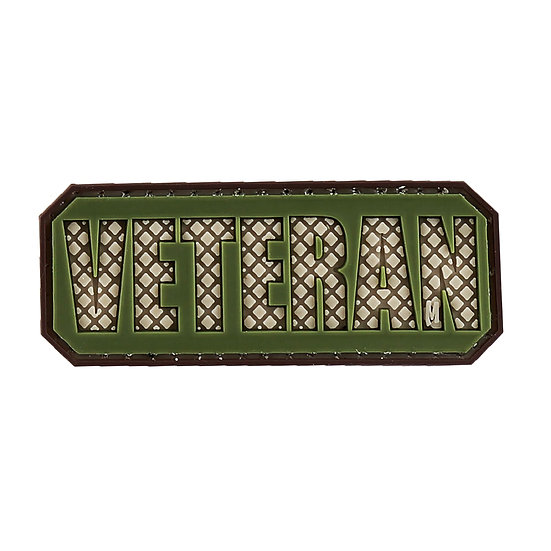 Veteran Rubber Morale Patch