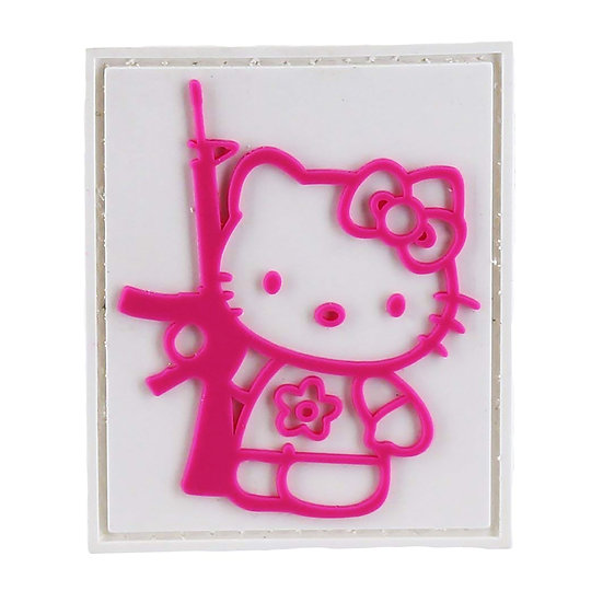 AR Kitty Rubber Morale Patch