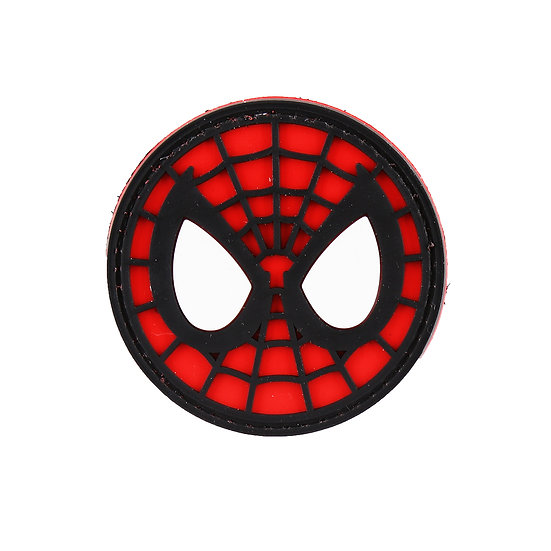 Spiderman Rubber Morale Patch