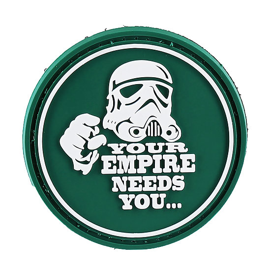 Your Empire Needs You Rubber Morale Patch