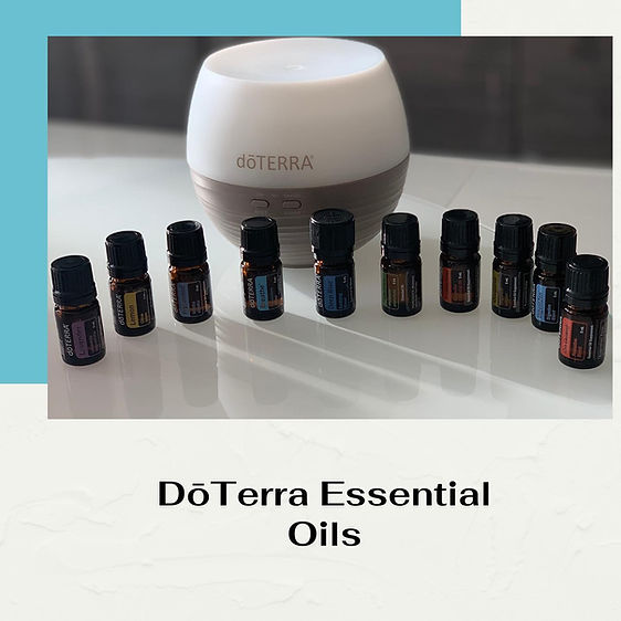 Essential Oils Dō Terra