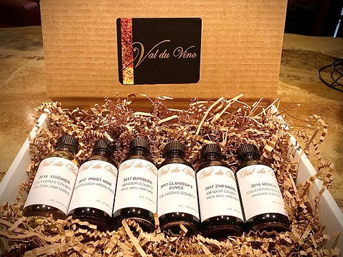 Val du Vino Tasting Sample (For Two)