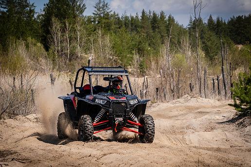 Summer UTV, ATV,offroad driving in dust. Quad racing.jpg