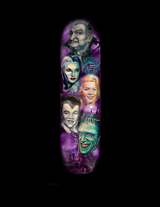 The Munsters Board
