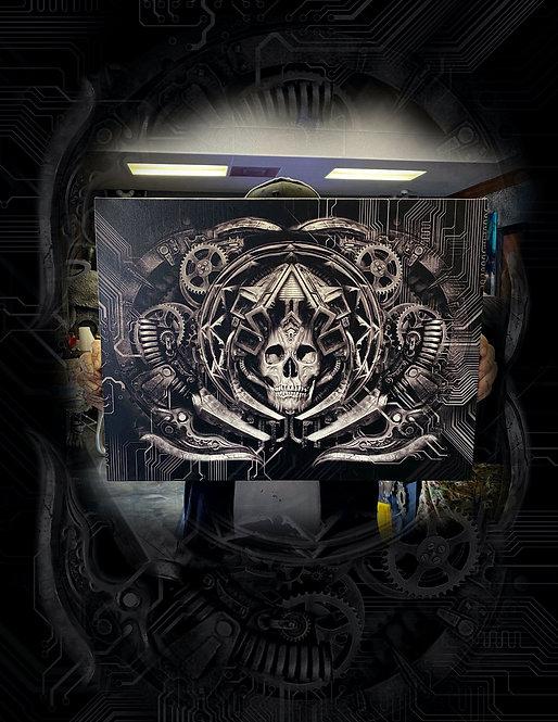 Death Metal Gallery Cut