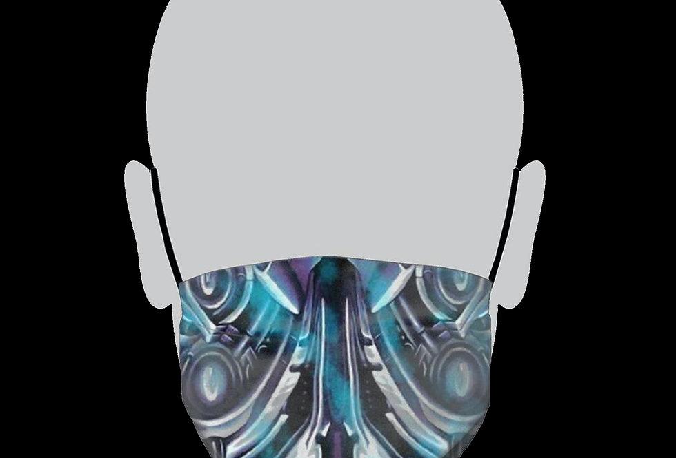 Blue Bio Mask