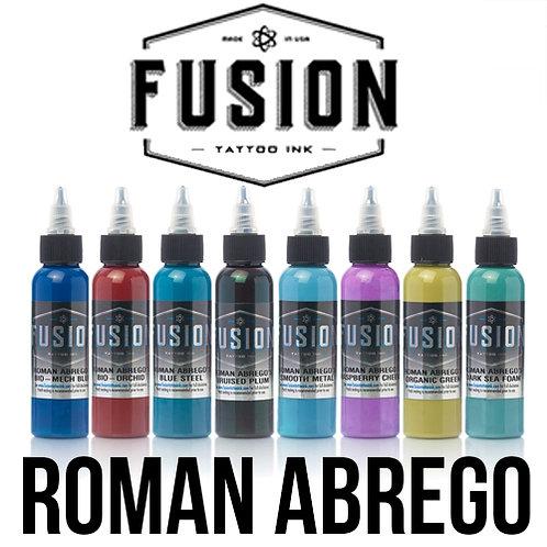 Roman Abrego Signature Set 10 Bottles