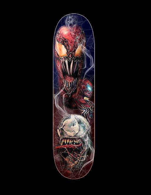 Spiderman Board