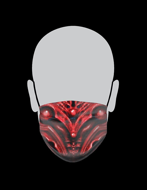 Red Bio Mask