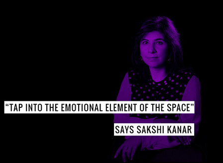 STUDIOVN talks design with Sakshi Kanar