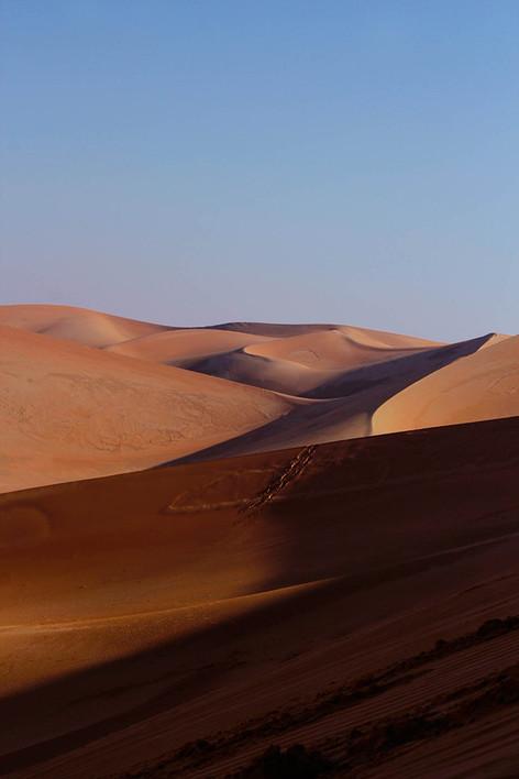 Shape • Desert • Mood