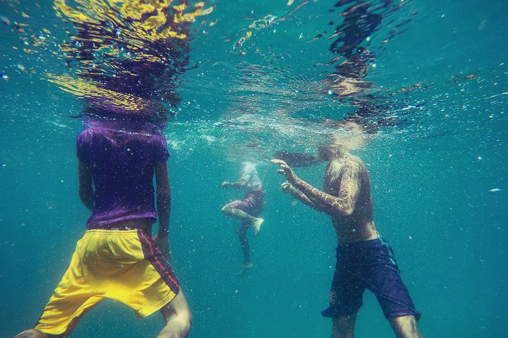 Underwater • Childhood • Moods