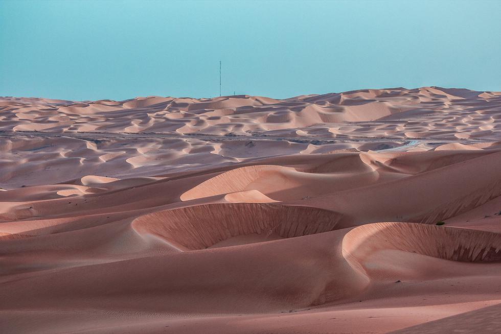 Rythm • Desert • Minimal