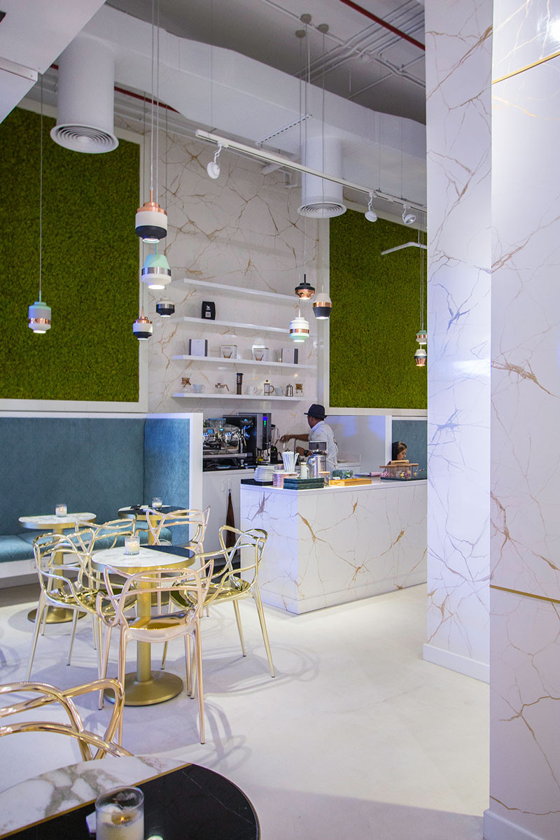cafe interior design in dubai by studiovn