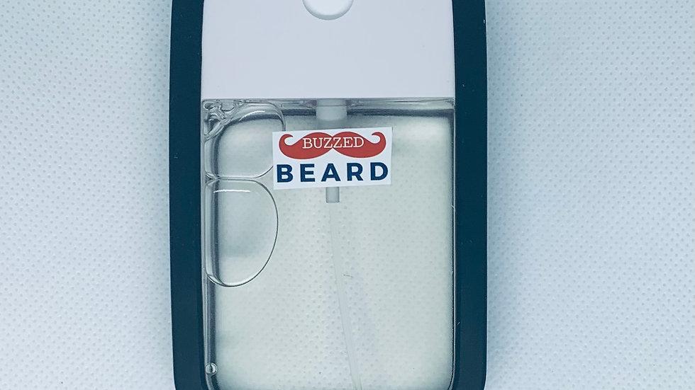 Buzzed Beard Heat Protectant