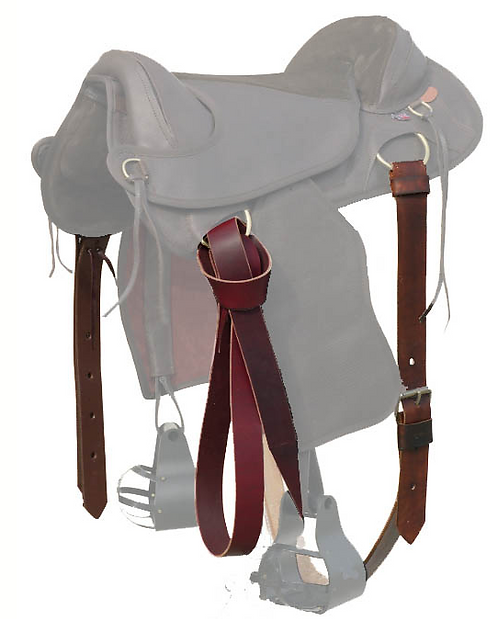 Western Leather Rigging set