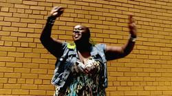 Dancing at the Yellow Brick Wall