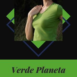 Nos Ponemos la Camiseta Verde Planeta