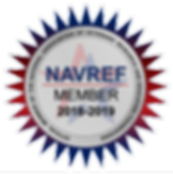 NAVREF member badge TRANSPARENT publishe