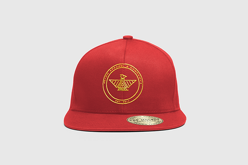 Snap Back Pro Style Embroidered (Est. Logo)