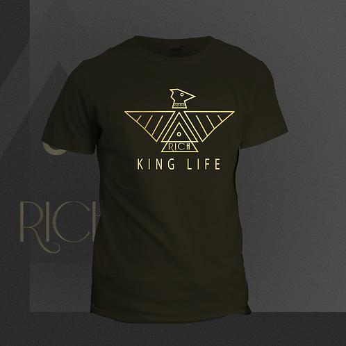 KING LIFE TEE