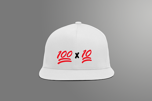 100 x 10 Snap Back