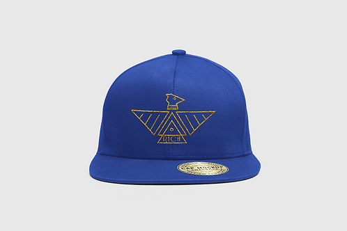 Snap Back Pro Style Embroidered (Bird Logo)