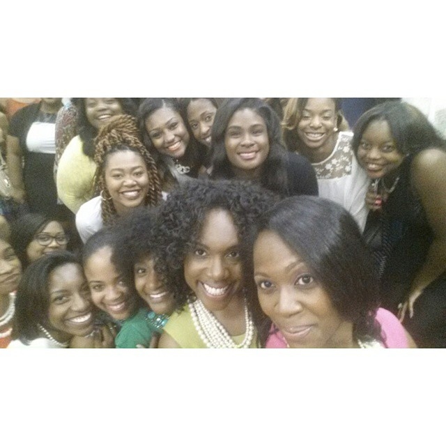 Instagram - Usie #1 with the wonderful ladies last night.jpg