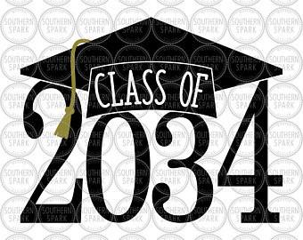WELCOME CLASS 2034