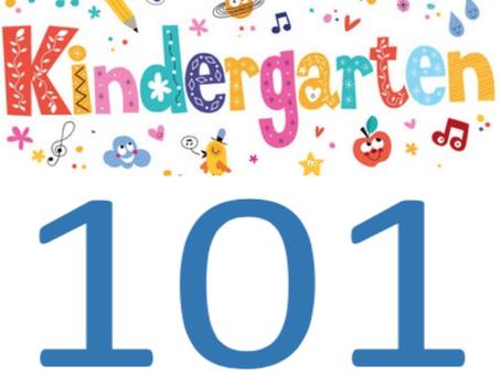 Padres FYI ... Versión en español de Kindergarten 101