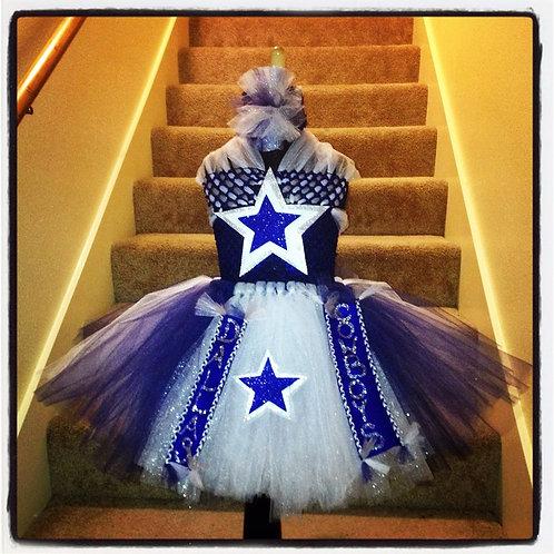 Cowgirl Cutie Tutu Dress